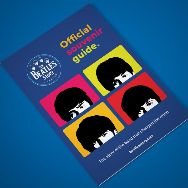 Beatles Mock-Up Souvenir - GOTO Creative
