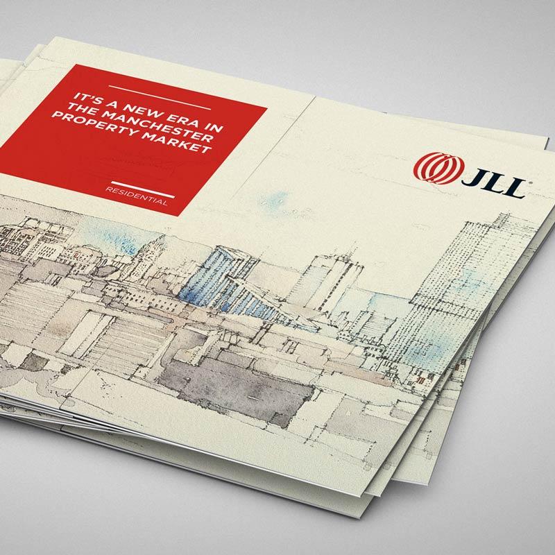 property market design flyer
