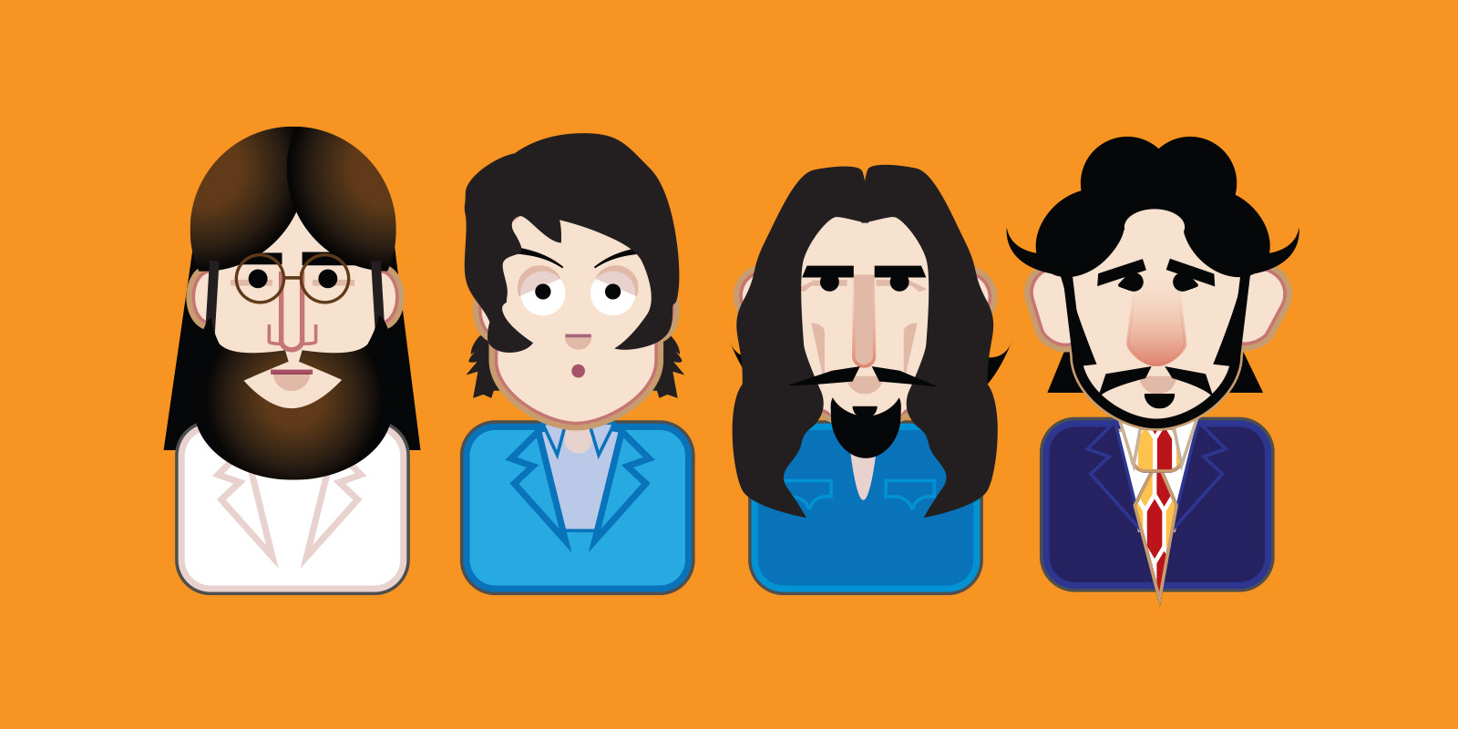 beatles emoji