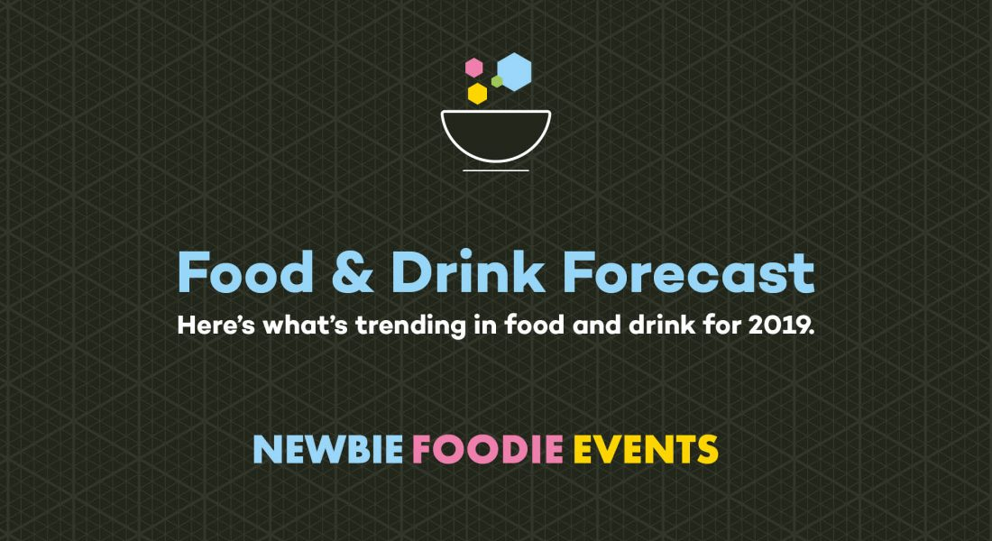 food and drink forecast banner